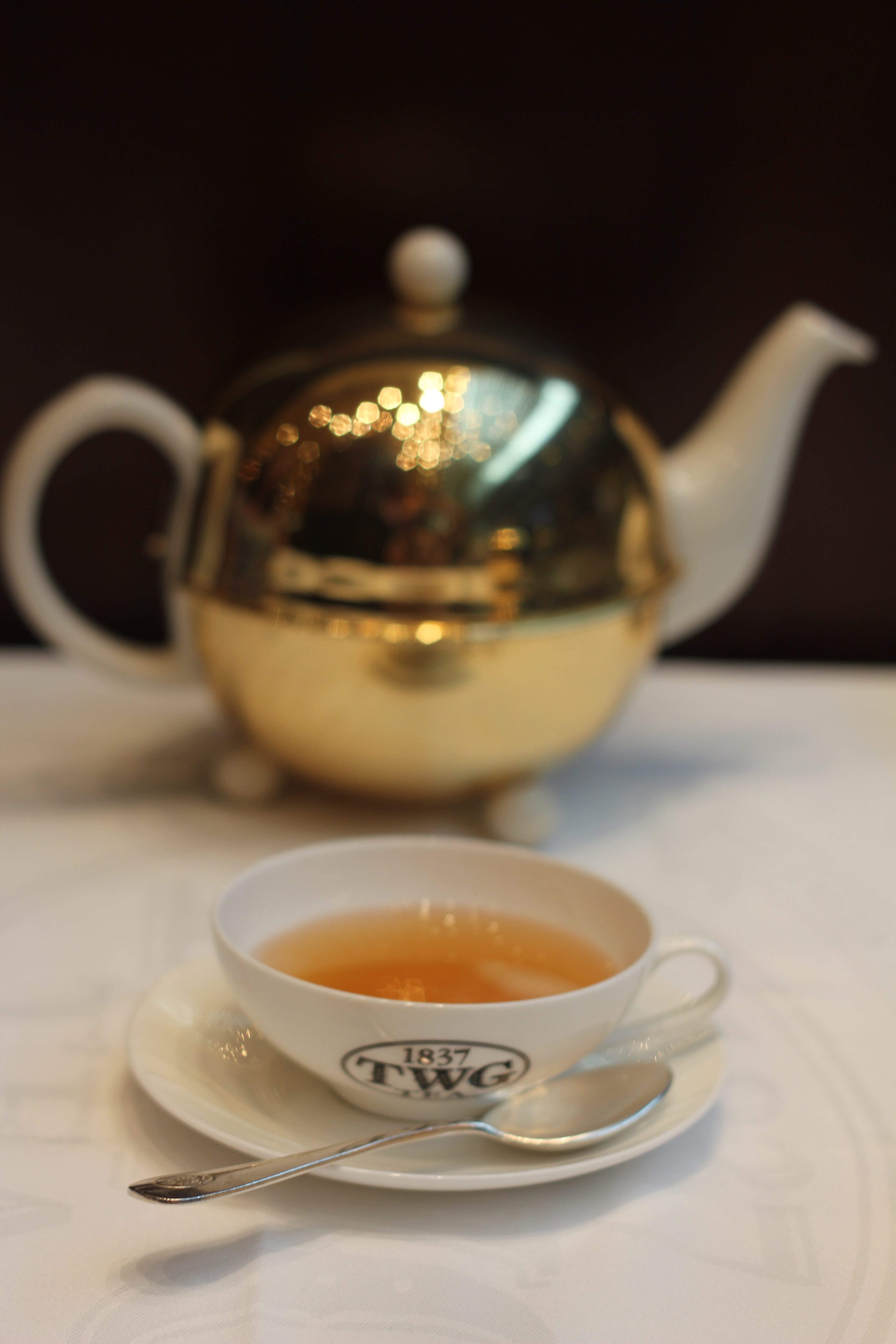 The Best Tea Shop In The World In Search Of Sunshine